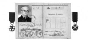 Henryk Monarski (Mondszajn), jedyny pracownik fabryki, który pracował w jej wszystkich siedzibach: przy Aleksandrowskiej, Grochowskiej i Odlewniczej.
