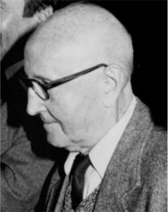 Józef Raczko pamiętał wszystkich pracowników fabryki Twardowskiego.