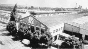 Oddział fabryki w Zabrzu