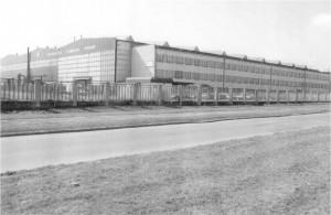 Oddział fabryki w Świdnicy