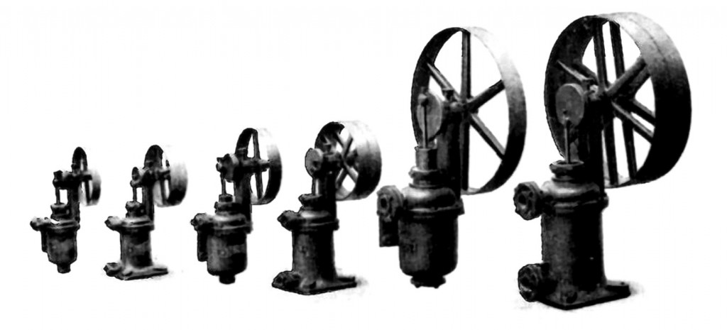 """Pompy tłokowe """"Stella"""" o wydajności do ośmiu metrów sześciennych na sekundę wdrożono do produkcji w fabryce Brandla i Witoszyńskiego przy Aleksandrowskiej"""