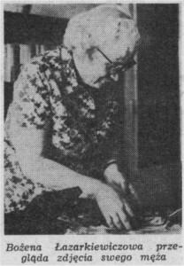 Bożena Łazarkiewiczowa