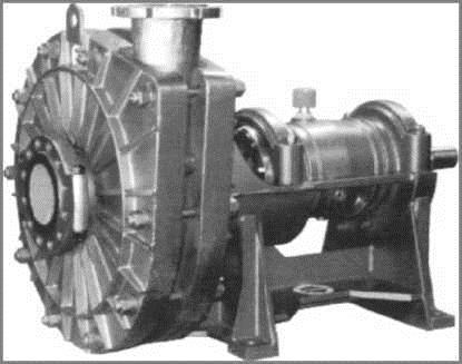 Rysunek 1. Pompa typu PH.