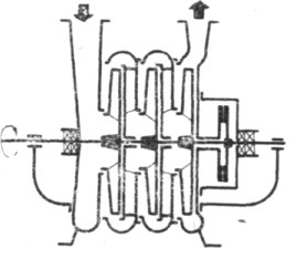 Rys. 2. Schemat konstrukcyjny pomp OW-AM.
