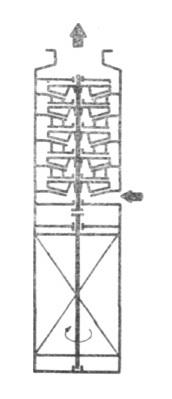Rys. 30. Schemat konstrukcyjny pompy GS-100K.