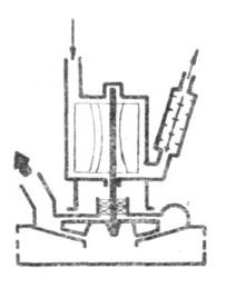 Rys. 35. Schemat konstrukcyjny pompy PP-1T.